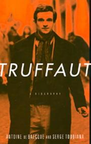 Cover of: François Truffaut