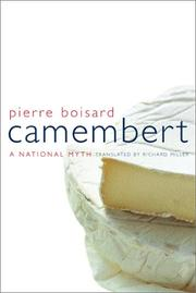 Cover of: Camembert