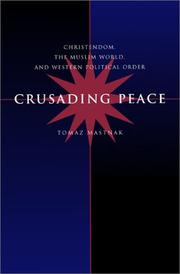 Cover of: Crusading peace