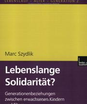 Cover of: Lebenslange Solidarität