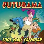 Cover of: Futurama 2005 Wall Calendar