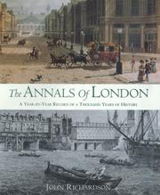 Cover of: The annals of London