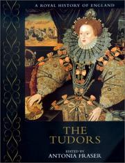 Cover of: The Tudors (A Royal History of England) | Antonia Fraser