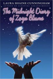 Cover of: The midnight diary of Zoya Blume