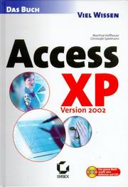 Cover of: Access XP by
