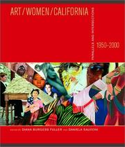 Cover of: Art/Women/California, 1950-2000 |