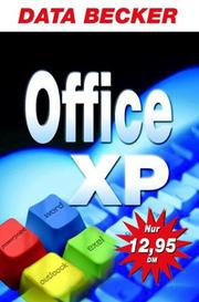 Cover of: Office XP