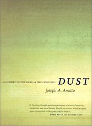 Cover of: Dust