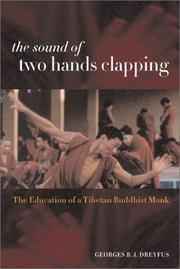 Cover of: The sound of two hands clapping