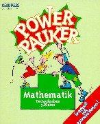 Cover of: Power Pauker, Mathematik Textaufgaben 5. Klasse