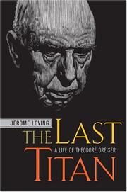 Cover of: The Last Titan