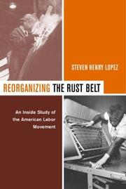 Reorganizing the Rust Belt