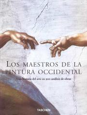 Cover of: Los Maestros De La Pintura Occidental