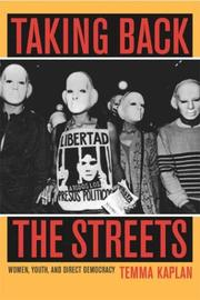 Cover of: Taking Back the Streets