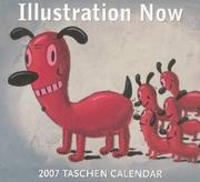 Cover of: Illustration Now 2007 Calendar (Tear Off Calendar) |