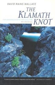 Cover of: The Klamath knot