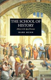 Cover of: The School of History | Mark H. Munn