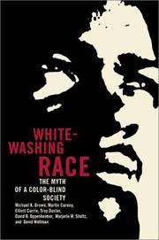 Cover of: Whitewashing Race