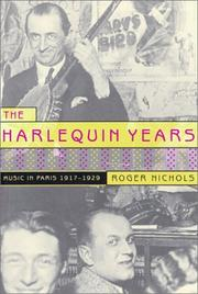 Cover of: The Harlequin Years
