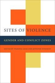 Cover of: Sites of Violence |