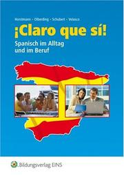 Cover of: Claro que si!, Lehrbuch