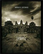 Cover of: Travel | Andreas H. Bitesnich