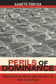 Cover of: Perils of Dominance