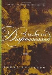 Cover of: A Tale of the Dispossessed/La Multitud Errante: A Novel