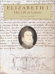Cover of: Elizabeth I | Queen Elizabeth I