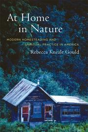 Cover of: At Home in Nature | Rebecca Kneale Gould