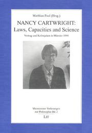 Cover of: Nancy Cartwright