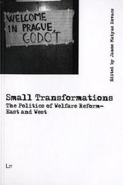 Cover of: Small Transformations