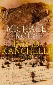 Cover of: David Kanchelli