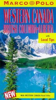 Cover of: Western Canada (Marco Polo Travel Guides)