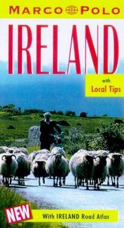 Cover of: Marco Polo Ireland Travel Guide (Marco Polo Travel Guides)