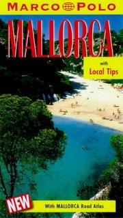Cover of: Mallorca (Marco Polo Travel Guides)