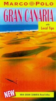 Cover of: Gran Canaria (Marco Polo Travel Guides)
