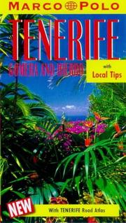 Cover of: Tenerife (Marco Polo Travel Guides)