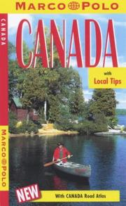 Cover of: Canada (Marco Polo Travel Guides)