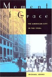 Cover of: Moment of Grace