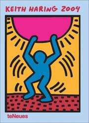 Cover of: Keith Haring Deluxe 2004 Engagement Calendar |