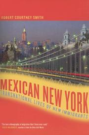 Cover of: Mexican New York