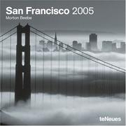 Cover of: San Francisco 2005 Calendar | Morton Beebe