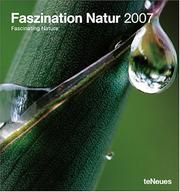 Cover of: Fascinating Nature 2007 Calendar |