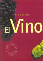 Cover of: El Vino