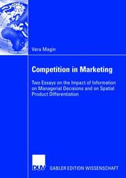 Competition in Marketing