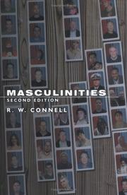 Cover of: Masculinities | Connell, R. W.
