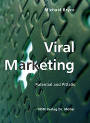 Cover of: Viral Marketing
