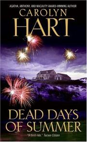 Cover of: Dead Days of Summer (Death on Demand) | Carolyn Hart