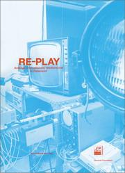 Cover of: Re-Play | Sabine Breitwieser